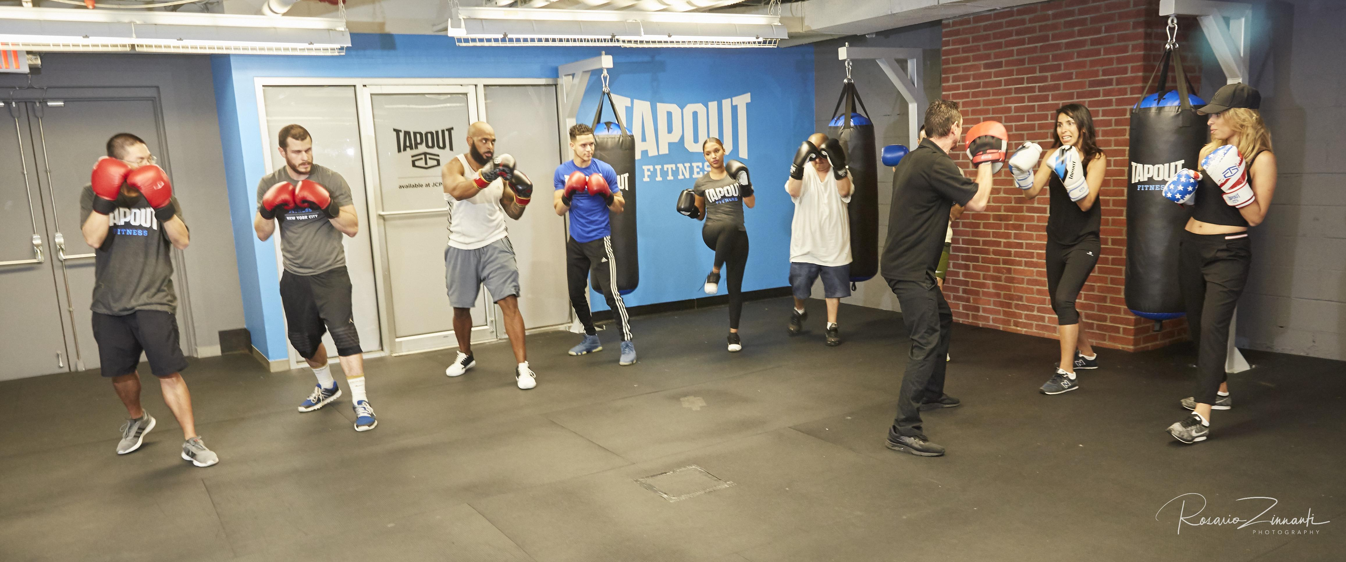 San Antonio Tx Tapout Fitness Experience Our Martial Art Infused